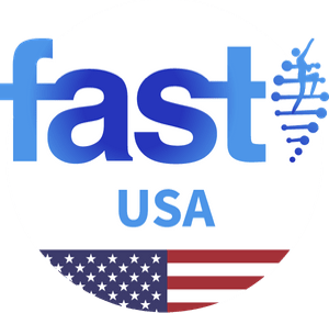 FAST Italia - Fondazione Sindrome di Angelman - FAST USA Bottone